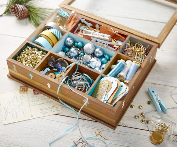 Makers Guide: Craft Storage Box