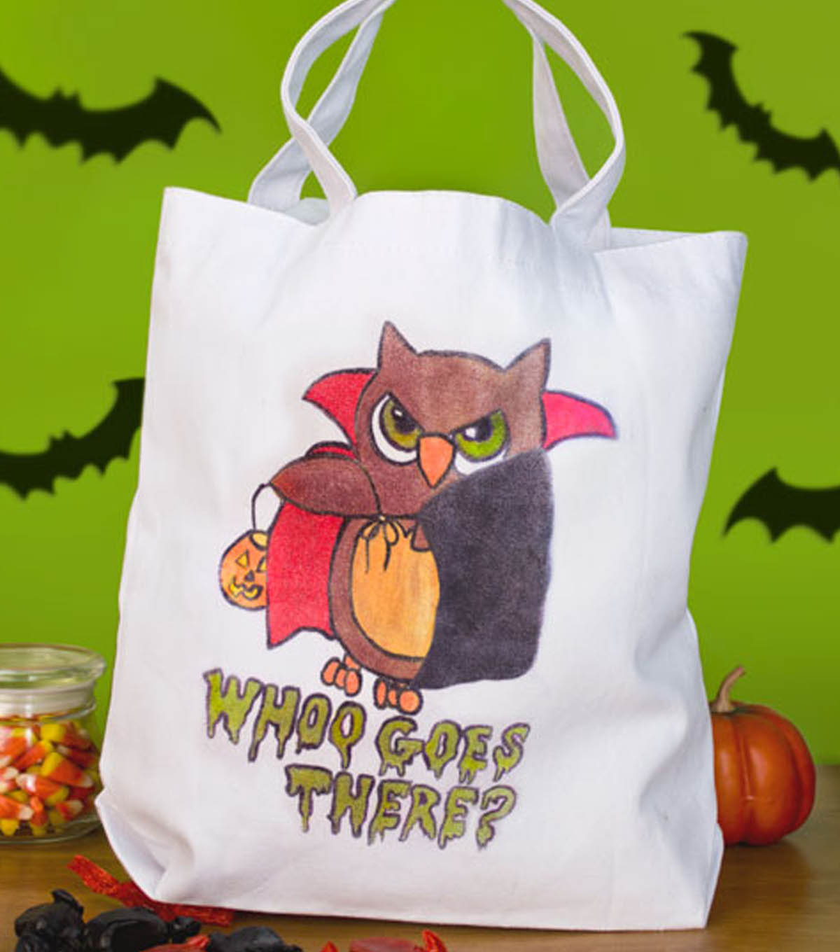 Whoo Goes There Tote