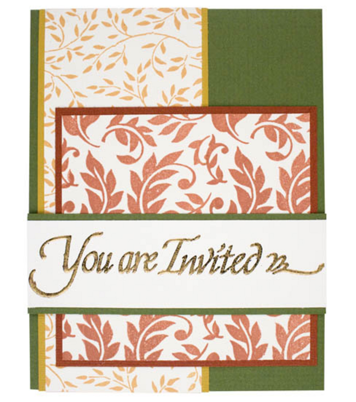 Foliate Invitation