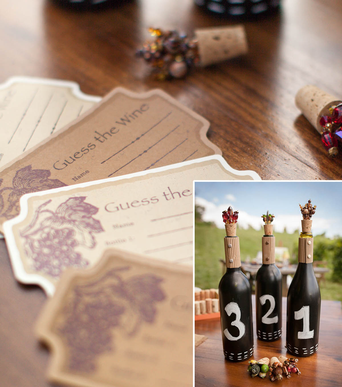 Wine Guessing Game