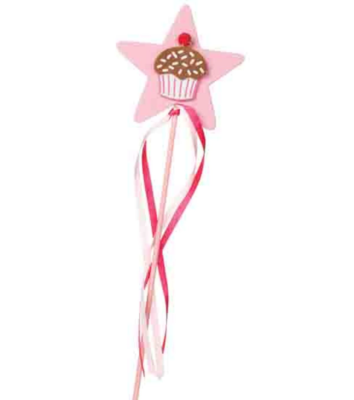 Cupcake Princess Wand