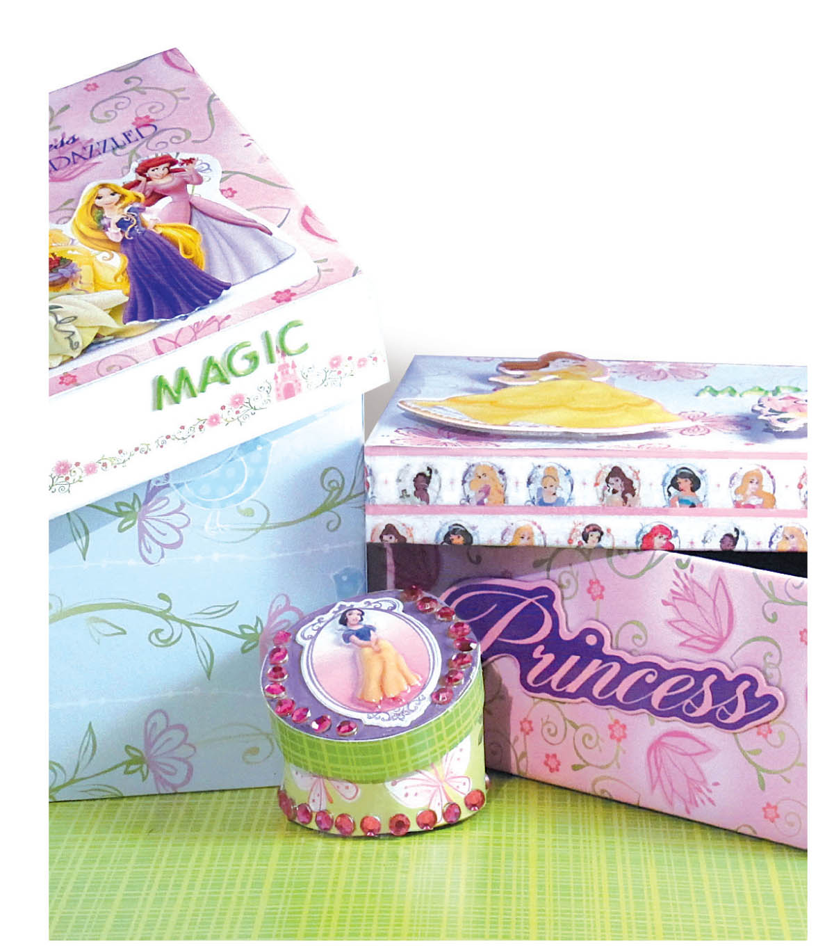 Princess Boxes