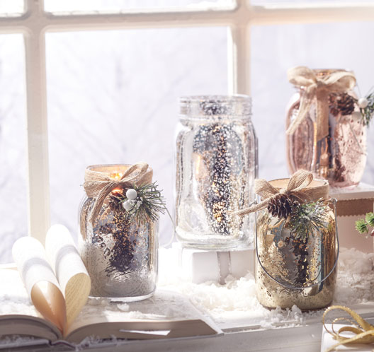 Makers Guide: Winter Jars