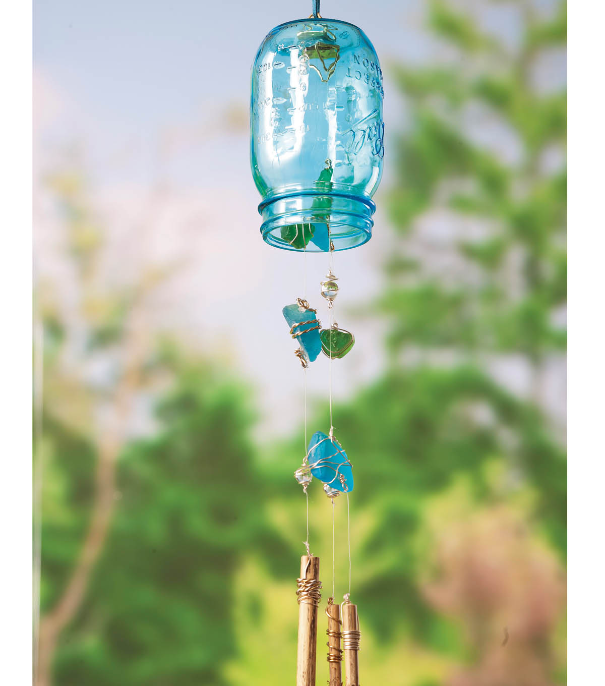 Windchime Heritage Ball Jar