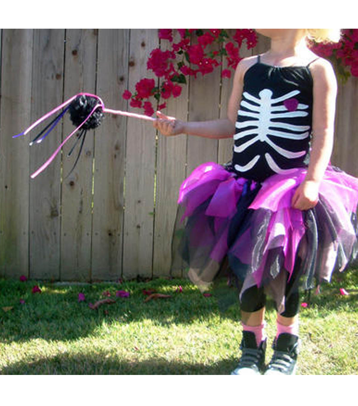 Funky Halloween Fairy Costume