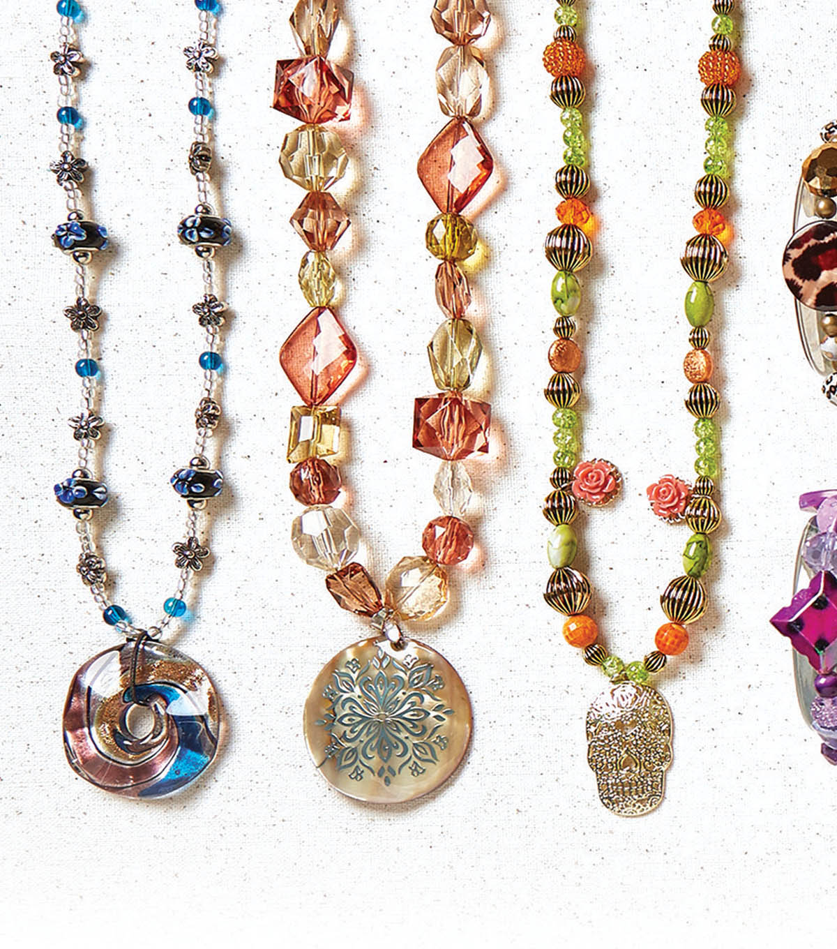 Beaded Statement Necklaces
