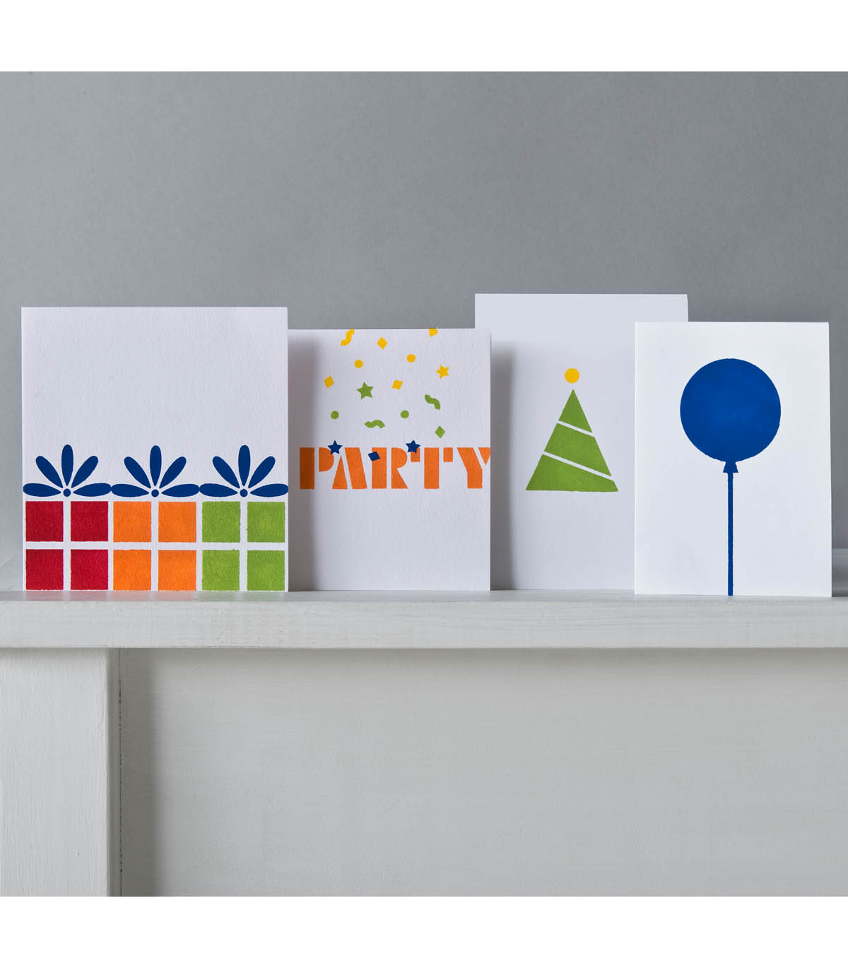 Handmade Charlotte Party - Birthday Cards