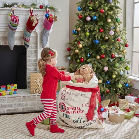 Makers Guide: Santa Gift Sack