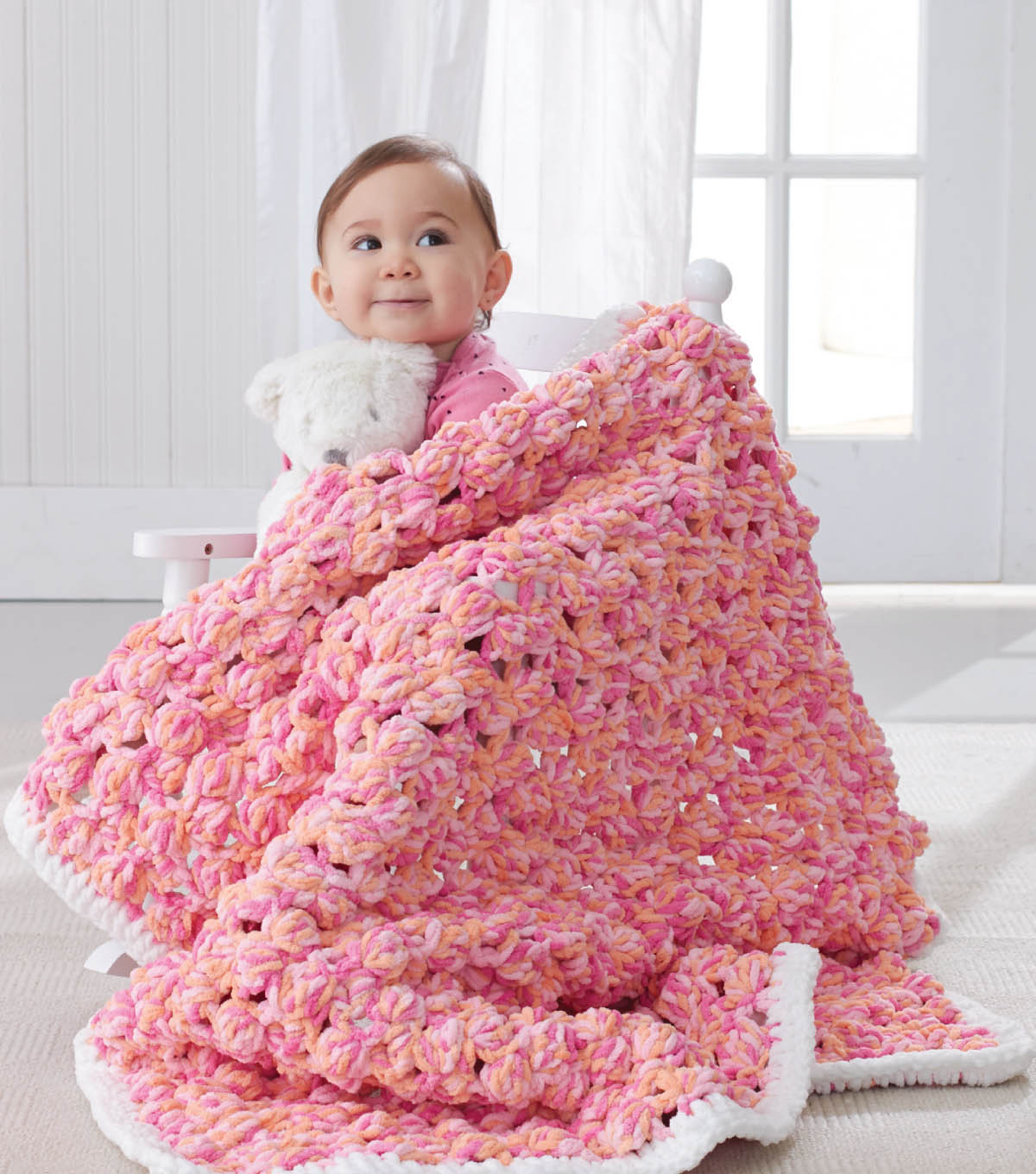 Baby Bobble Blanket