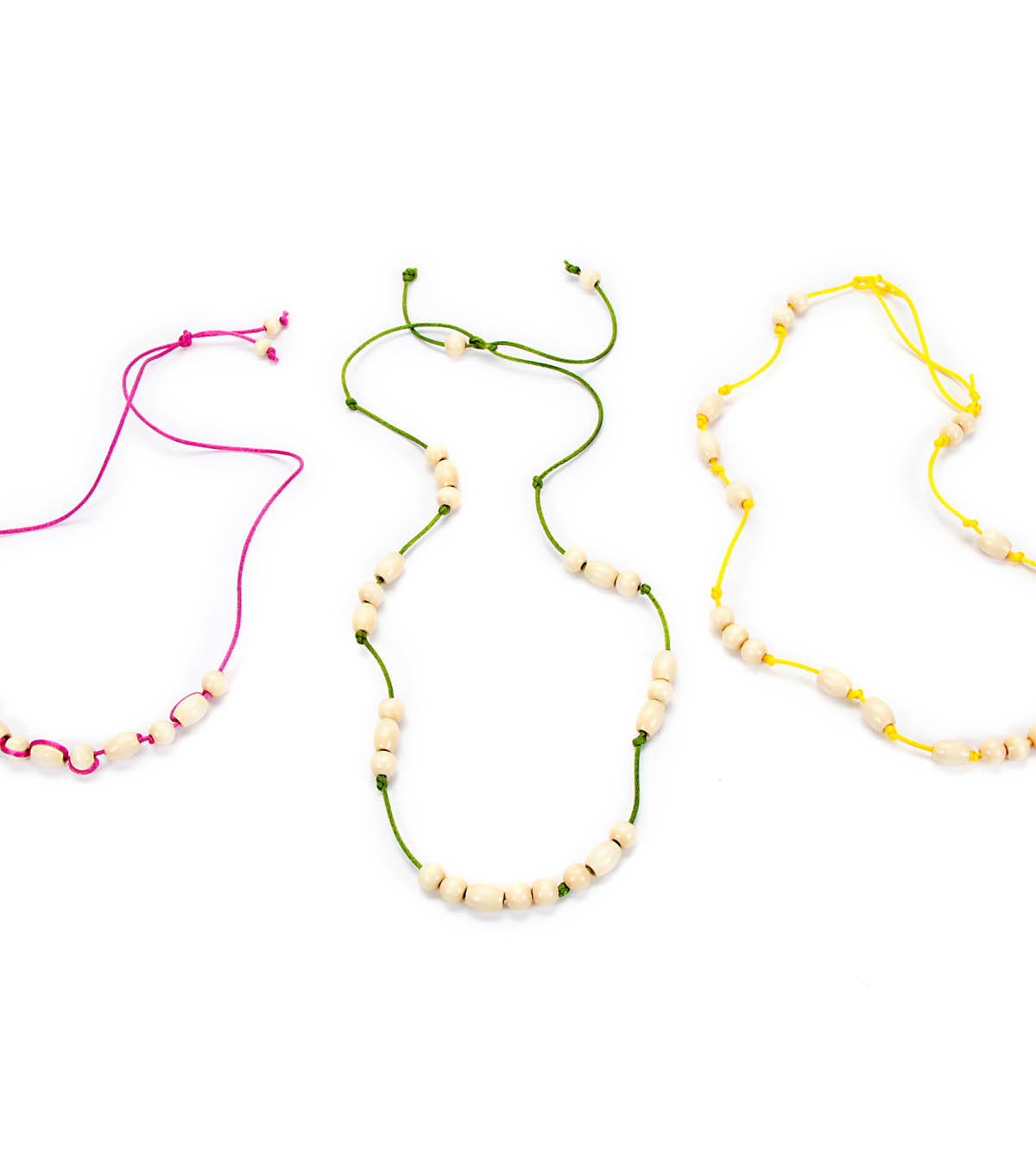 Summer Fun Necklaces