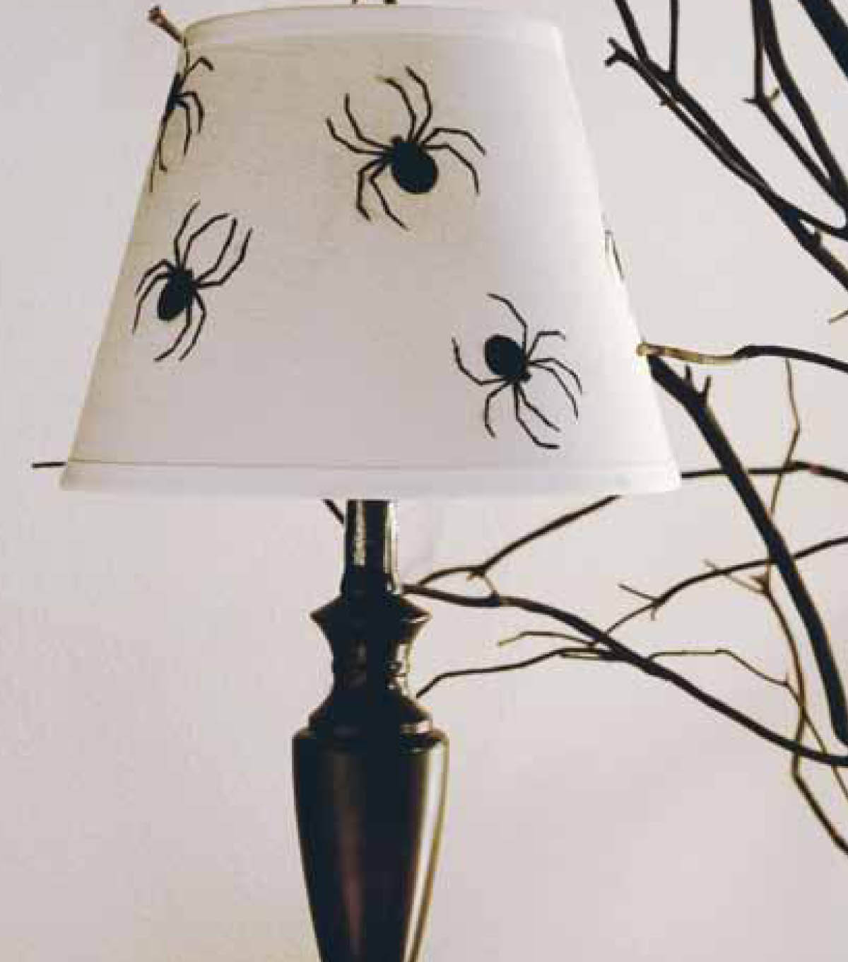 Along Came a Spider Lampshade