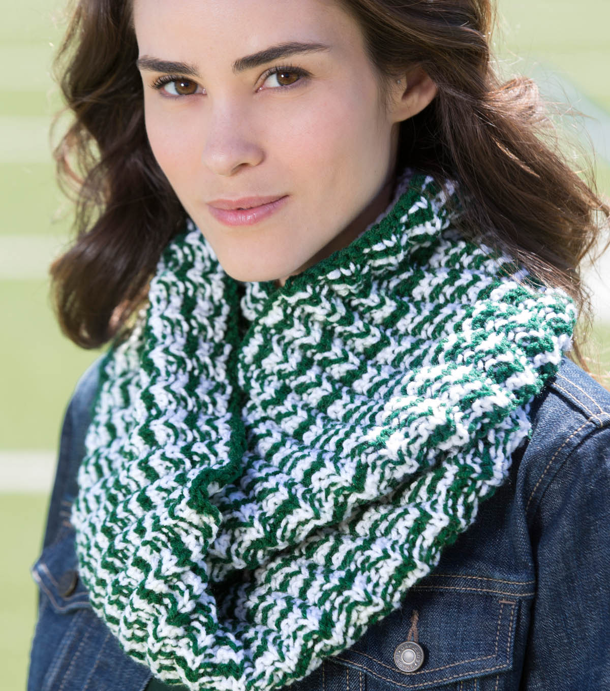 Double Wrap Team Cowl