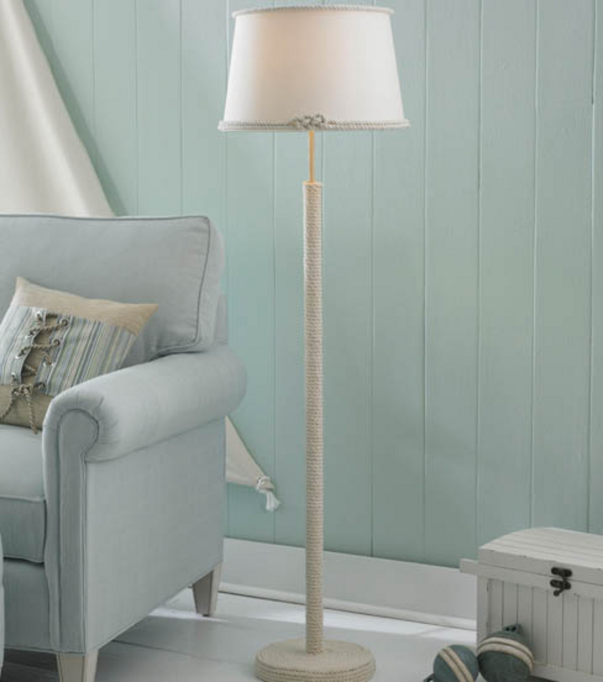 Fisherman\u0027s Rope Lamp