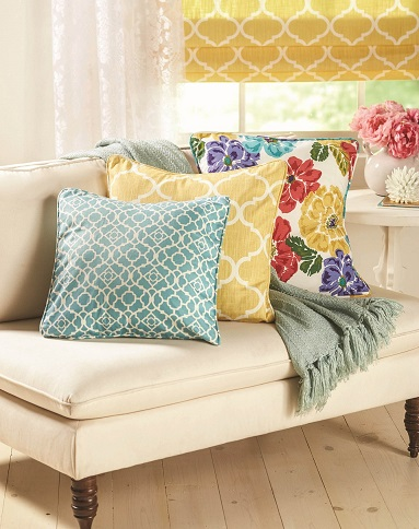 Home Accent Pillows