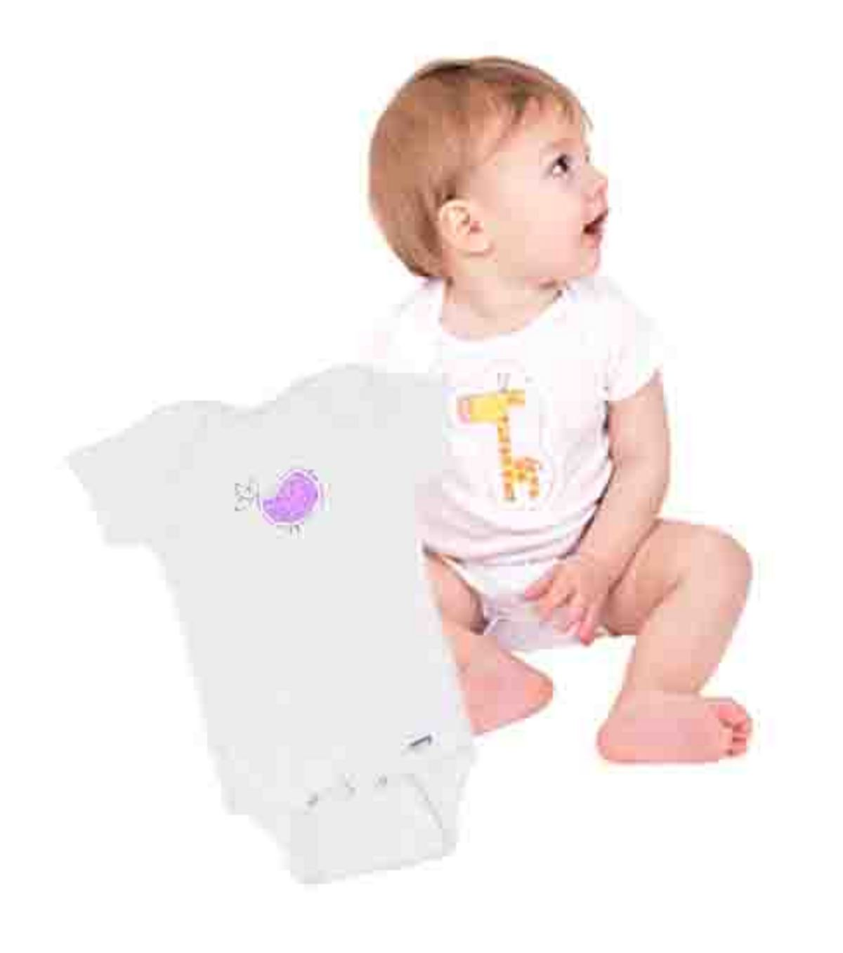 Applique Onesies