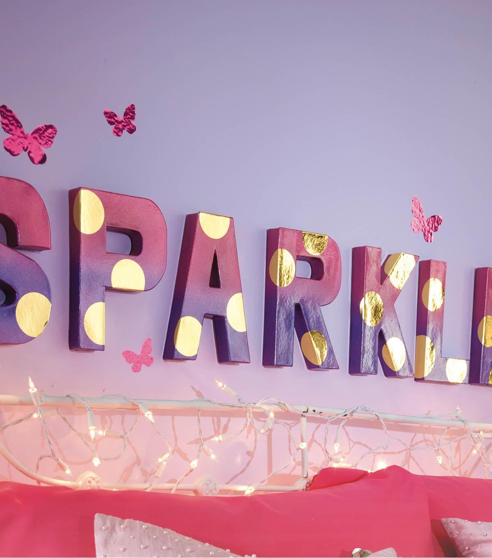 Sparkle Wall Decor