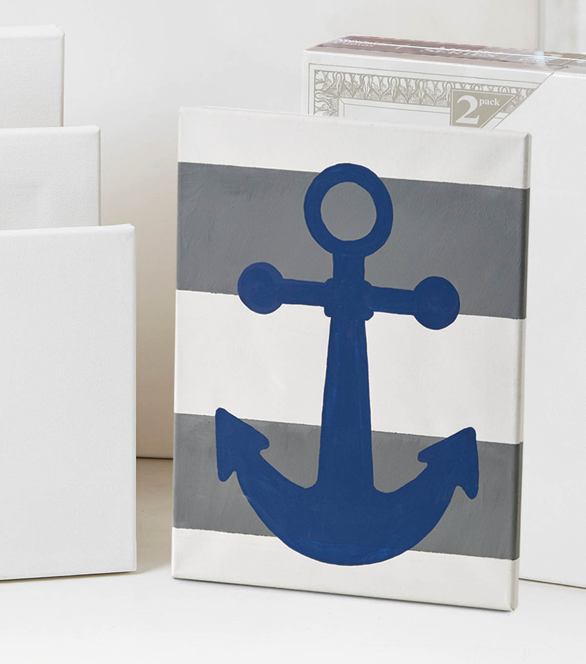 Anchor on Canvas