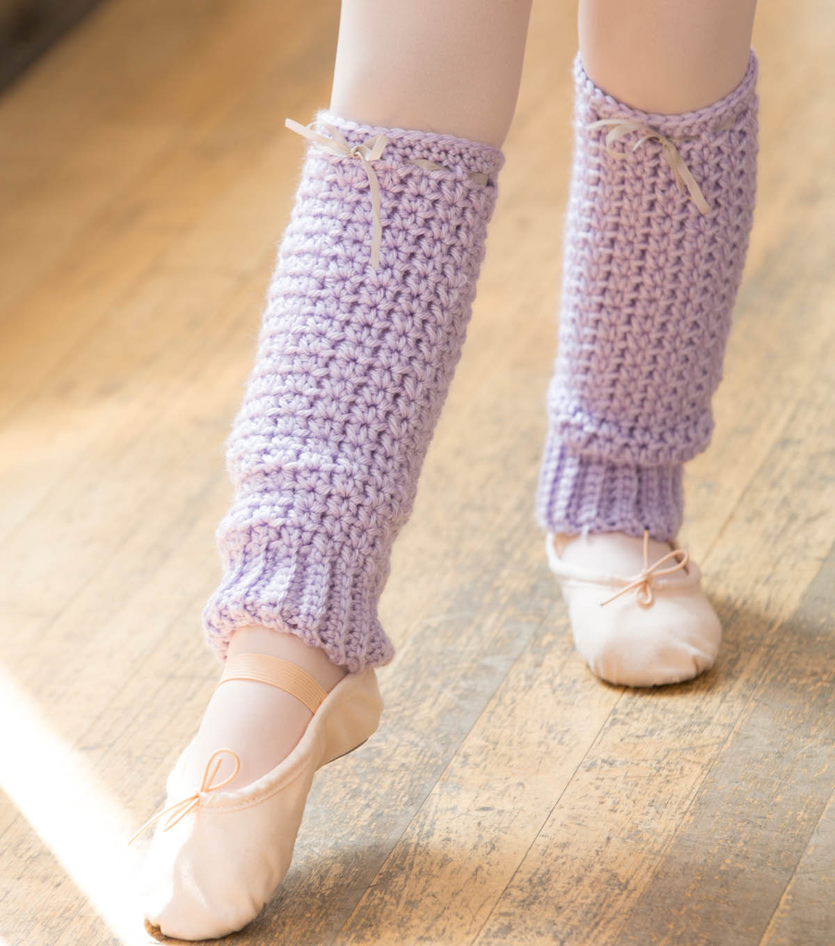 How To Make Joy of Dance Leg Warmers