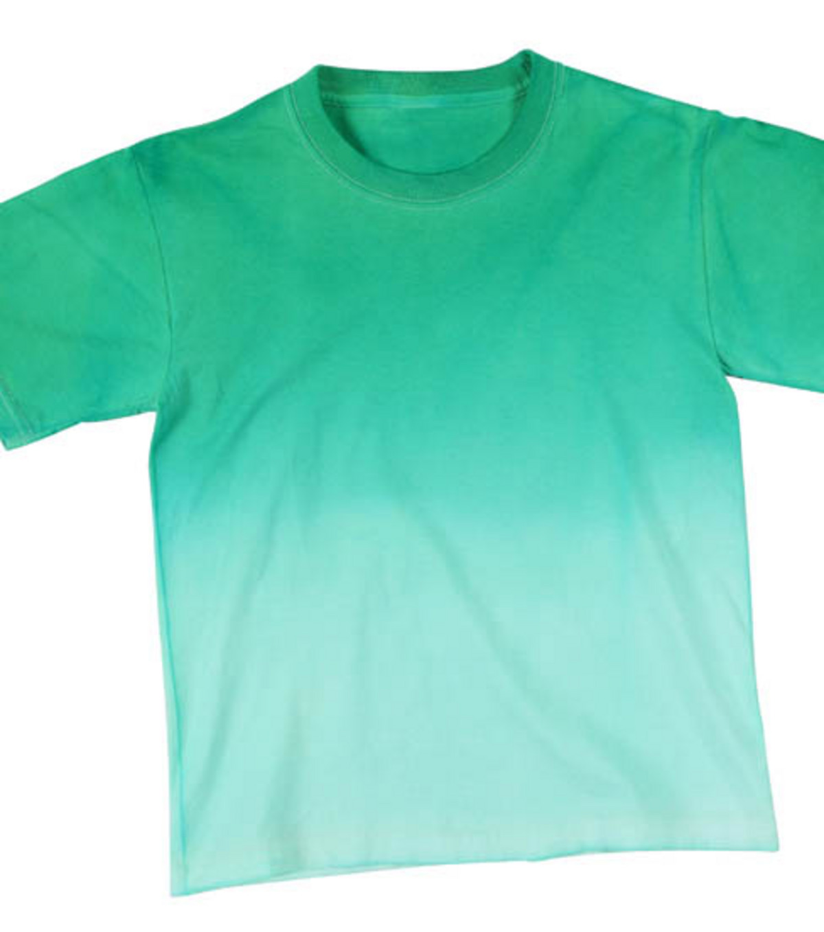 Go Green Ombre Dyed T-shirt