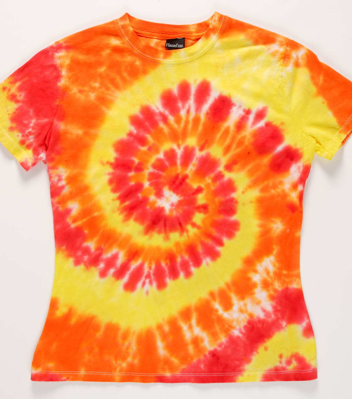 Summer Colors Spiral T-Shirt
