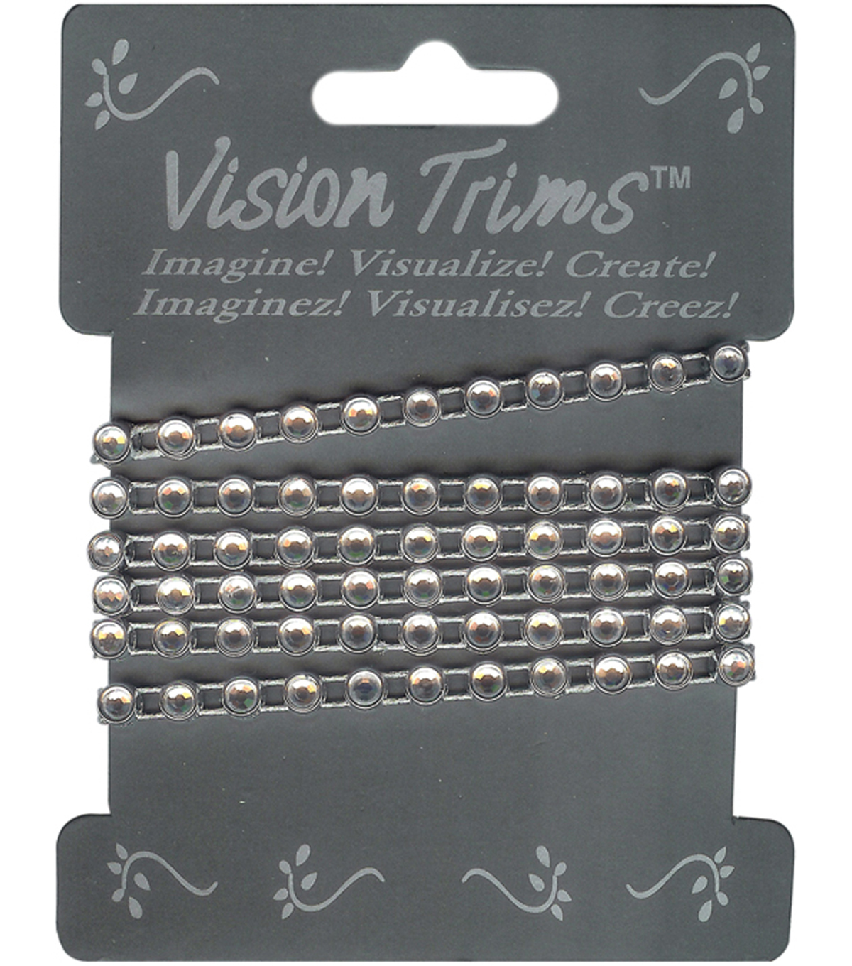 Vision Trims Genuine Rhinestone Trim