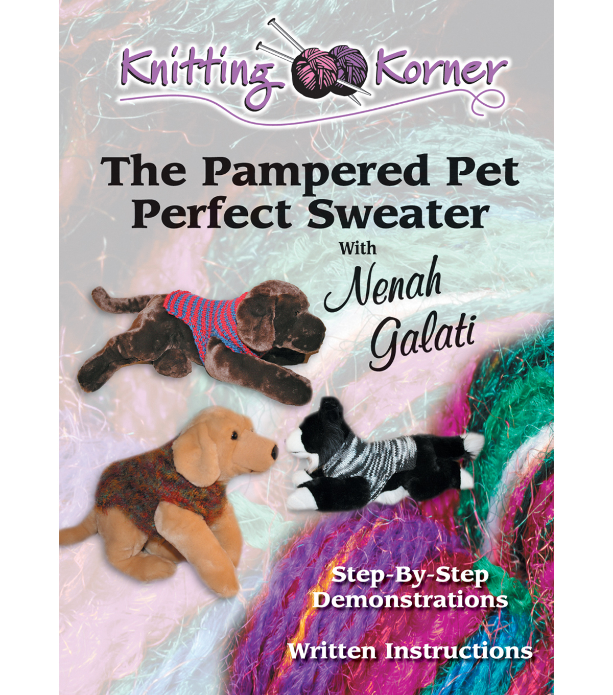 Pampered Pet Perfect Sweater DVD