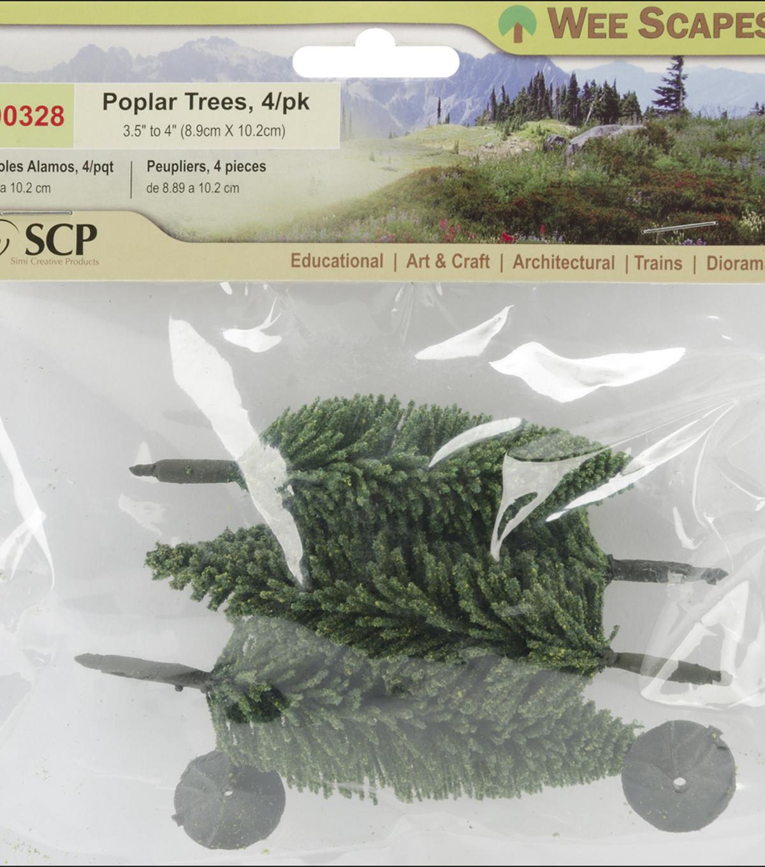 Poplar Tree-4 Pk