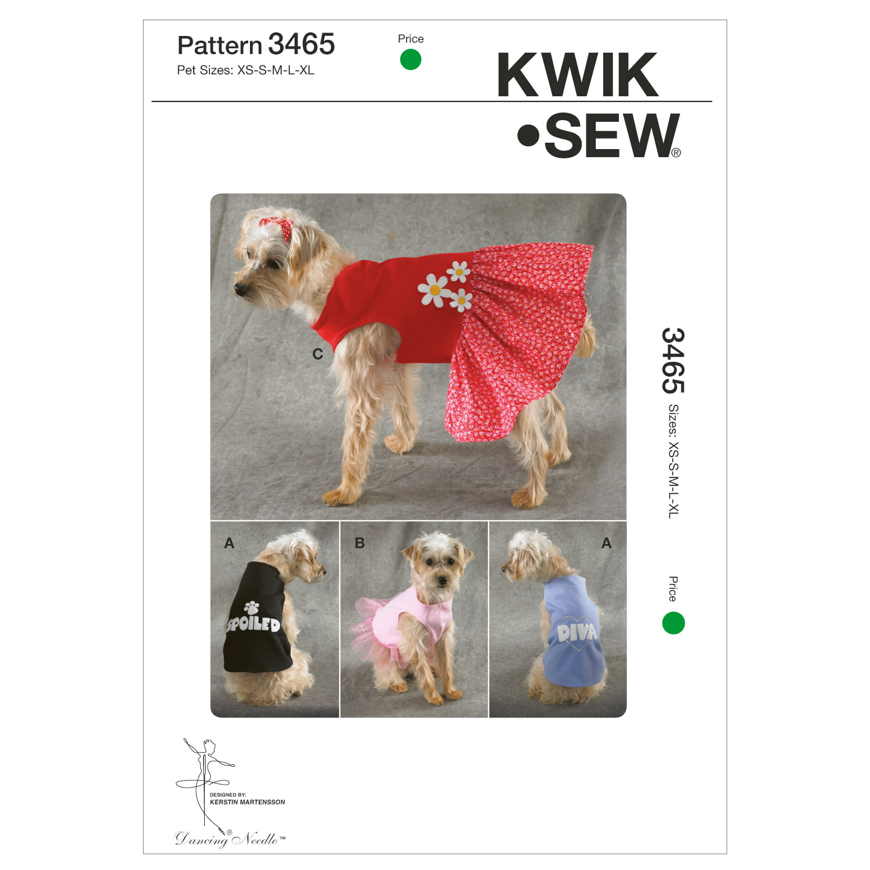 Shirts and Dress-Pet XS-S-M-L-XL Pattern
