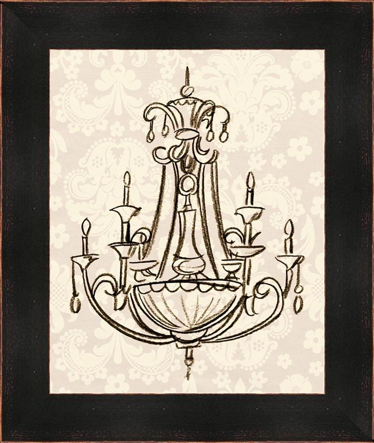 Romantic Chandelier III