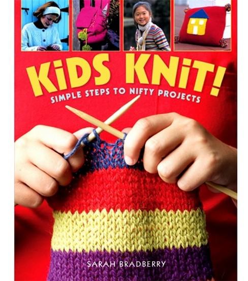 Sterling Publishing-Kids Knit.