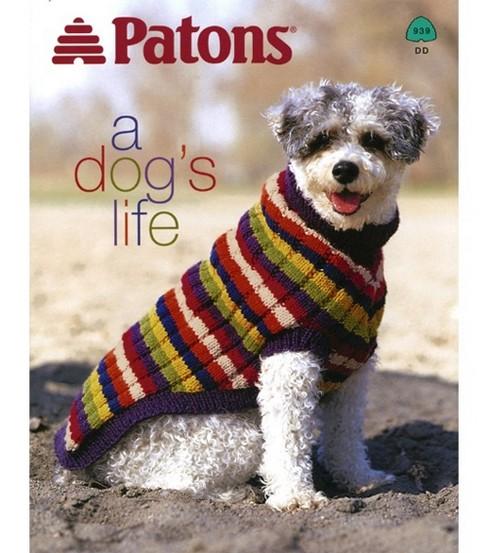 Patons-A Dog's Life-Decor