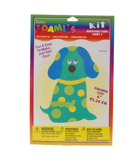 Darice Foamies Kit-Dog
