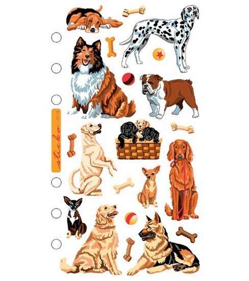 Sticko Stickers-Dog Daze