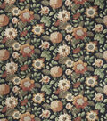 Home Decor 8\u0022x8\u0022 Fabric Swatch-SMC Designs Maplewood / Black Pepper