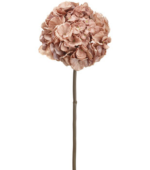 Bloom Room 26.5'' Hydrangea Stem-Mauve