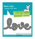 Lawn Fawn Lawn Cuts Custom Craft Die -Scripty Love