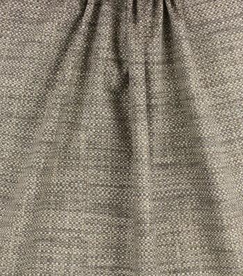 "Home Essentials Lightweight Decor Fabric 45 ""-Oyster Remi"