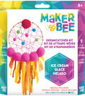 Maker Bee Dreamcatcher Kit-Ice Cream