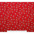 Super Snuggle Flannel Fabric-Reindeer on Red Flannel