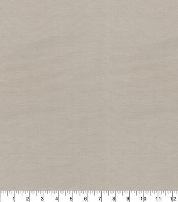 P/K Lifestyles Multi-Purpose Decor Fabric-Bangalore Taupe