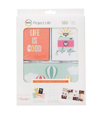 Project Life Funday Willemijne van der Linden 180 pk Value Kit