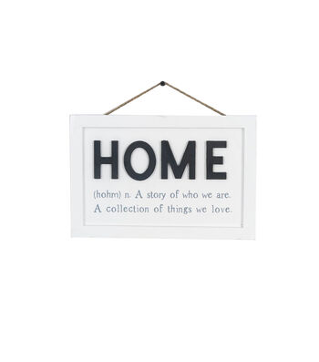 Simply Spring 12'' Wall Decor-Home Definition