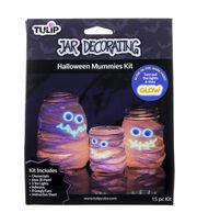 Tulip Jar Decorating Kit-Mummy, , hi-res