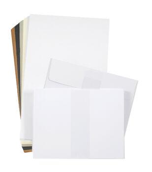 Park Lane A2 Cards & Envelopes- Neutrals
