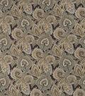 Home Decor 8\u0022x8\u0022 Fabric Swatch-Upholstery Fabric SMC Designs Bryce Toffee