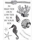Sea Breeze Stamps 4\u0022X6\u0022-Under The Sea