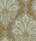 Waverly Lightweight Decor Fabric 56\u0022-Arabesque-Robins Egg