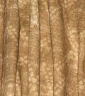 Ellen DeGeneres Upholstery Fabric 54\u0027\u0027-Chestnut Shibori Diamond