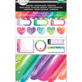 Me & My Big Ideas Happy Planner Accessory Pack-Watercolor Brights