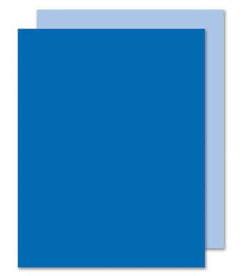 """20""""x30"""" Foam Board Light Blue-Blue"""